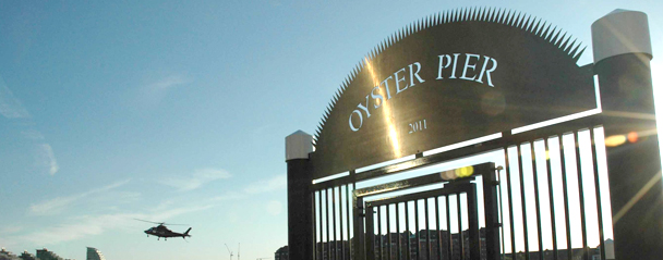 About Oyster pier -